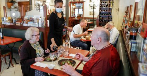Placeholder - loading - Restaurantes de Paris reabrem por completo, mas cautela permanece