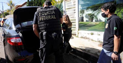 Placeholder - loading - Imagem da notícia PF faz busca e apreensão contra bolsonaristas em inquérito sobre atos antidemocráticos