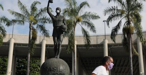 Placeholder - loading - Prefeitura do Rio confirma volta do futebol na 5ª-feira com jogo do Flamengo