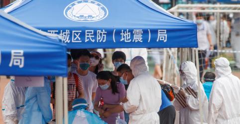 Placeholder - loading - Surto de coronavírus em Pequim está sob controle, diz especialista chinês