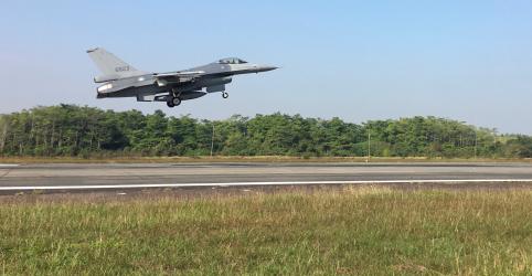 Placeholder - loading - Força Aérea da China se aproxima de Taiwan pela 4ª vez nesta semana, dizem militares da ilha