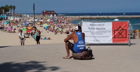 Placeholder - loading - Espanha decide nesta semana sobre entrada de turistas de fora da Europa