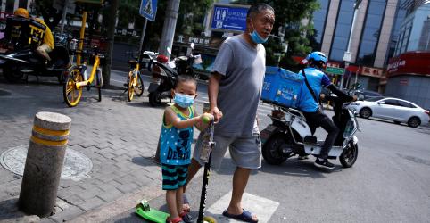 Placeholder - loading - Imagem da notícia Casos de coronavírus de Pequim 'despencarão' nesta semana, diz especialista