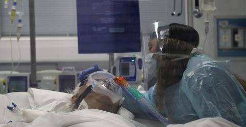 Placeholder - loading - Imagem da notícia OMS diz que mundo deve bater 10 milhões de casos de coronavírus na próxima semana