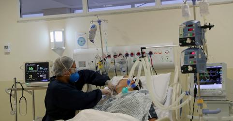 Placeholder - loading - Imagem da notícia Brasil registra 42.725 novos casos de Covid-19 e mais 1.185 mortes