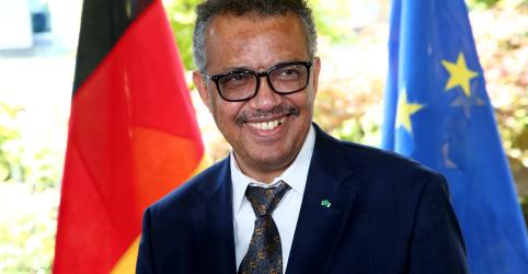 Placeholder - loading - Imagem da notícia OMS diz estar recebendo suporte necessário, França e Alemanha manifestam apoio