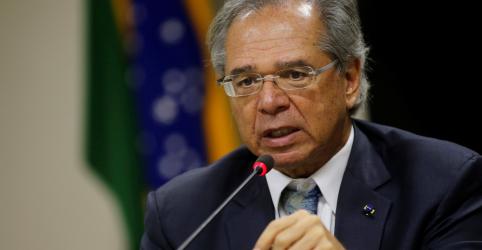 Placeholder - loading - Imagem da notícia Brasil tem condições de se recuperar em 'V' e antes de outros países, diz Guedes