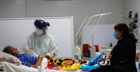Placeholder - loading - Imagem da notícia América do Sul tenta domar gripe sazonal enquanto Covid-19 se dissemina