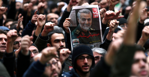 Placeholder - loading - Irã emite mandado de prisão para Trump por morte de general Soleimani, diz agência