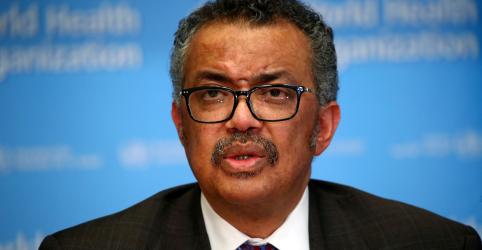 Placeholder - loading - Imagem da notícia Pandemia 'não está nem perto de acabar', diz diretor-geral da OMS
