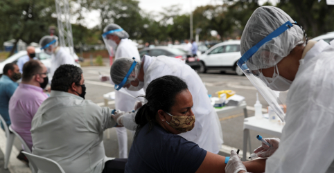 Placeholder - loading - SP espera para esta semana aval da Anvisa para testar vacina chinesa, diz Doria