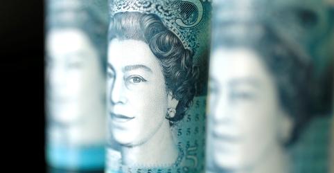 Placeholder - loading - Economia do Reino Unido tem maior contração em 40 anos no 1º tri