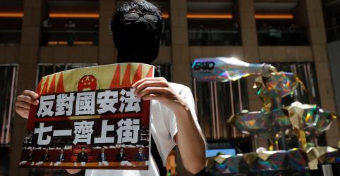Placeholder - loading - Imagem da notícia China sanciona lei de segurança que será divisor de águas para Hong Kong