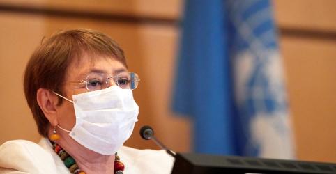 Placeholder - loading - Imagem da notícia Chefe de direitos humanos da ONU diz que polarização pode agravar pandemia no Brasil e outros países