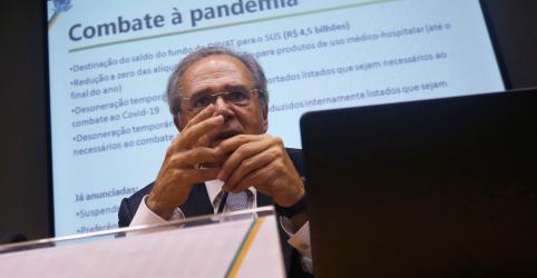 Placeholder - loading - Brasil pode se recuperar mais rápido que outros países, diz Guedes
