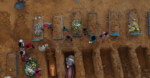 Placeholder - loading - Imagem da notícia Mortes por Covid-19 na América Latina podem quadruplicar até outubro sem medidas de prevenção, alerta OMS