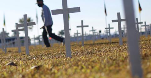 Placeholder - loading - Imagem da notícia Brasil passa de 1,4 milhão de casos de Covid-19 e se aproxima de 60 mil mortos