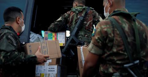 Placeholder - loading - Militares se mobilizam para proteger indígenas da Covid-19 na Amazônia