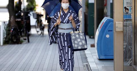 Placeholder - loading - Imagem da notícia Capital do Japão vê maior aumento de casos do coronavírus em dois meses