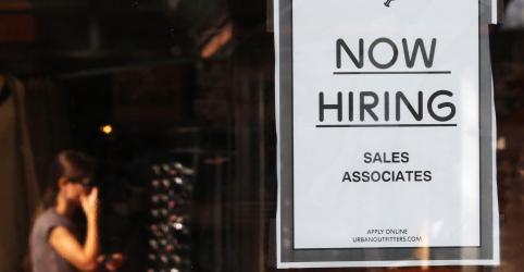 Placeholder - loading - Imagem da notícia Criação de vagas de trabalho nos EUA acelera em junho; taxa de desemprego recua