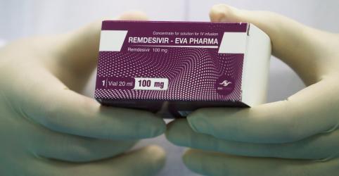 Placeholder - loading - Imagem da notícia OMS vê primeiros resultados de testes com medicamentos para Covid em duas semanas