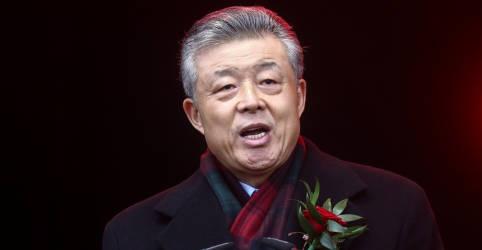 Placeholder - loading - Imagem da notícia Reino Unido sofrerá consequências se decidir que China é país hostil, diz embaixador