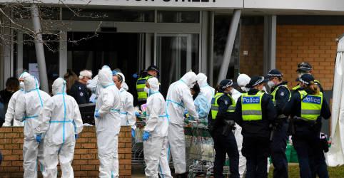 Placeholder - loading - Imagem da notícia Segunda maior cidade da Austrália retoma isolamento devido a surto de coronavírus