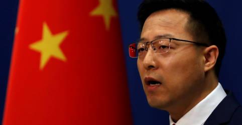Placeholder - loading - Imagem da notícia China critica saída dos EUA da OMS