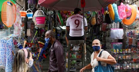 Placeholder - loading - Varejo tem crescimento recorde em maio e recupera parte das perdas por coronavírus no Brasil