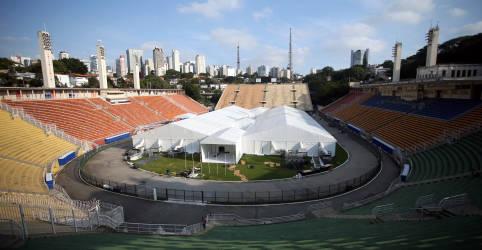 Placeholder - loading - Imagem da notícia Campeonato Paulista será retomado em 22 de julho sem torcida, diz Doria