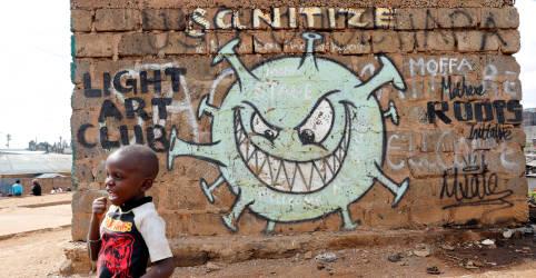 Placeholder - loading - Imagem da notícia Com 500 mil casos de coronavírus, África é exortada a fazer mais exames