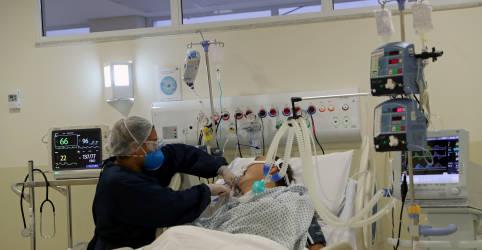 Placeholder - loading - Imagem da notícia Brasil registra 42.619 novos casos de coronavírus e mais 1.220 mortes