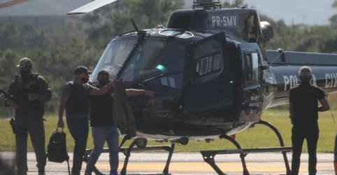 Placeholder - loading - Imagem da notícia STJ concede prisão domiciliar a Fabrício Queiroz e esposa que estava foragida