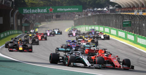 Placeholder - loading - Doria diz que Grande Prêmio de F1 acontecerá em São Paulo neste ano