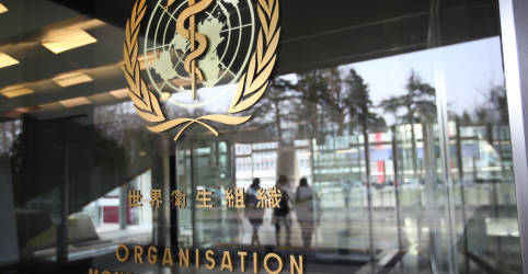 Placeholder - loading - Imagem da notícia OMS pede que países somem forças em plano para vacina contra Covid-19