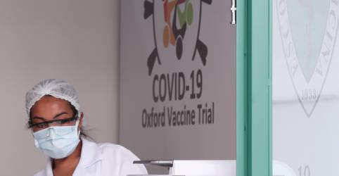 Placeholder - loading - Imagem da notícia Dados sobre vacina de Oxford contra Covid-19 podem ser enviados neste ano a reguladores