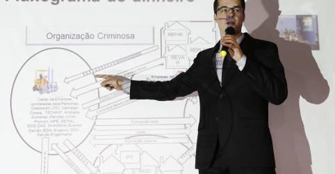 Placeholder - loading - Imagem da notícia ESPECIAL-Com 400 investigações em andamento, Lava Jato de Curitiba pode acabar em menos de um mês