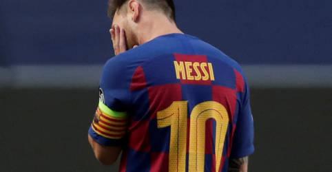 Placeholder - loading - Próximo passo de Messi depende de cenários diversos após decisão de deixar o Barça