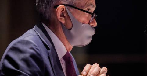 Placeholder - loading - Powell deve começar a apresentar nova postura de política monetária do Fed