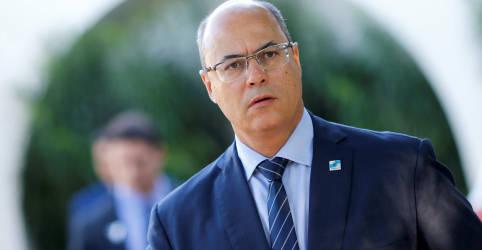 Placeholder - loading - Imagem da notícia STJ afasta Witzel por 180 dias e PF prende acusados de desvios na Saúde no Rio de Janeiro