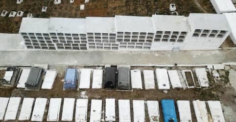 Placeholder - loading - Imagem da notícia Brasil registra 855 novos óbitos por Covid-19 e total atinge 119.504