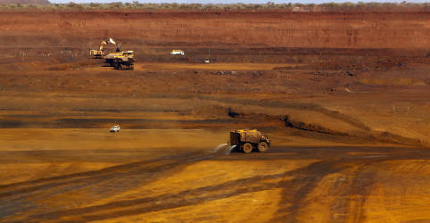 Placeholder - loading - Minério de ferro de Dalian marca 6º ganho mensal com forte demanda por aço