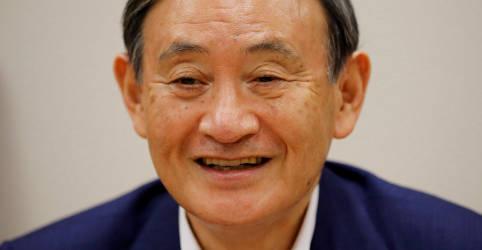 Placeholder - loading - Imagem da notícia Secretário de gabinete do Japão disputará liderança do partido governista, diz fonte