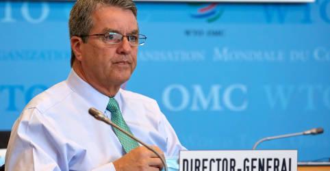 Placeholder - loading - Imagem da notícia OMC fica sem liderança com saída de Azevêdo