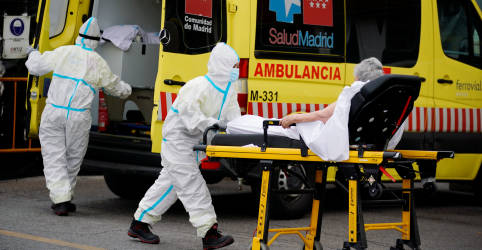 Placeholder - loading - Imagem da notícia Covid-19 pode eliminar avanços nos serviços de saúde no curto prazo, alerta OMS