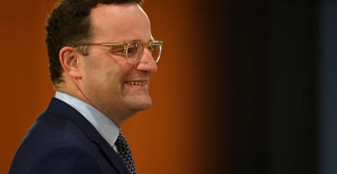 Placeholder - loading - Ministro da Saúde da Alemanha descarta novo lockdown nacional