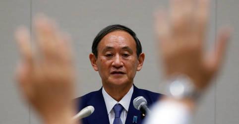 Placeholder - loading - Imagem da notícia Secretário de gabinete do Japão diz que disputará liderança do partido para evitar vácuo