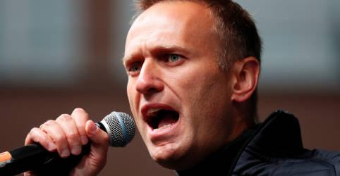 Placeholder - loading - Alemanha conclui que adversário de Putin foi envenenado com agente nervoso Novichok