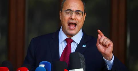 Placeholder - loading - STJ confirma afastamento de Witzel do cargo de governador do Rio de Janeiro