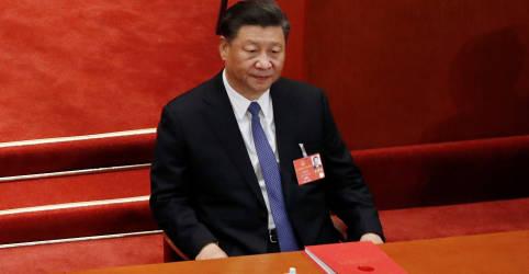 Placeholder - loading - Imagem da notícia Presidente da China diz que povo chinês jamais concordará com quem tentar impor vontade ao país